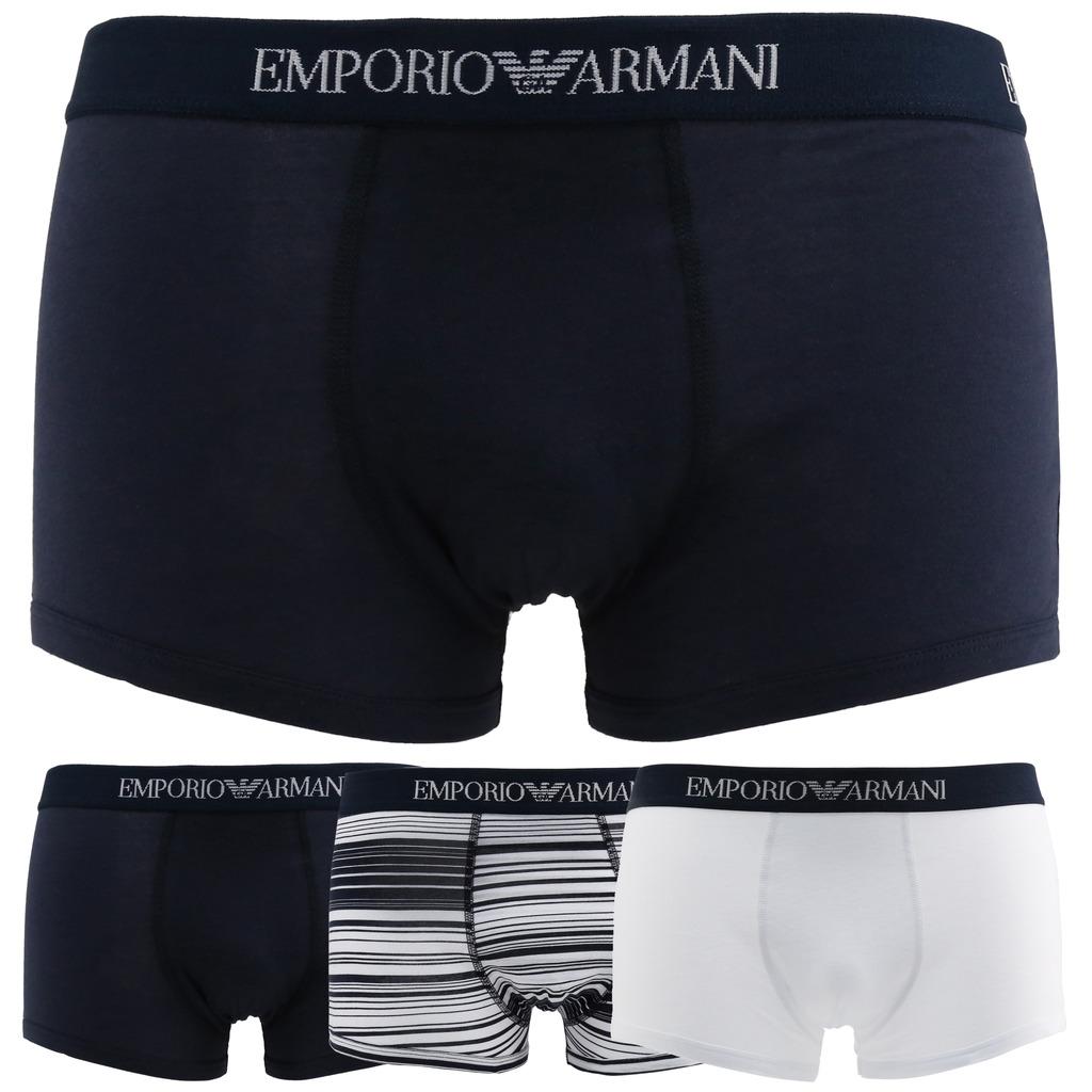 8a3a2bd6a Emporio Armani pánske boxerky 3 pack   Risho.sk