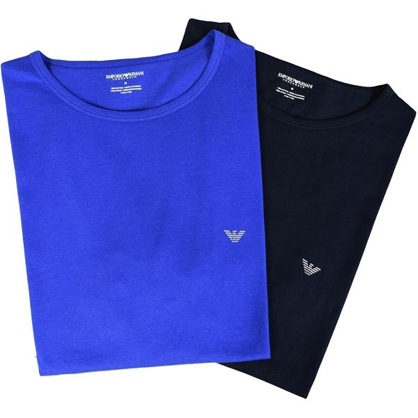 1b085f929ded Pánske tričko Emporio Armani 111267-7A722-45635 (2 KUSY)